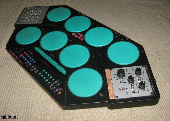 descargar sonidos yamaha dd 55 drums