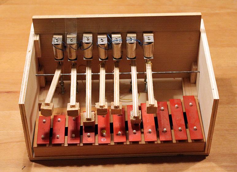 Glockenspiel (2)