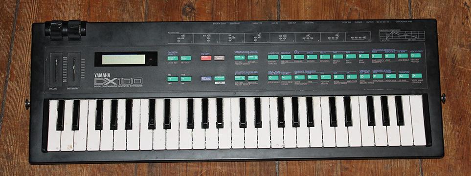 Yamaha DX100 (7)