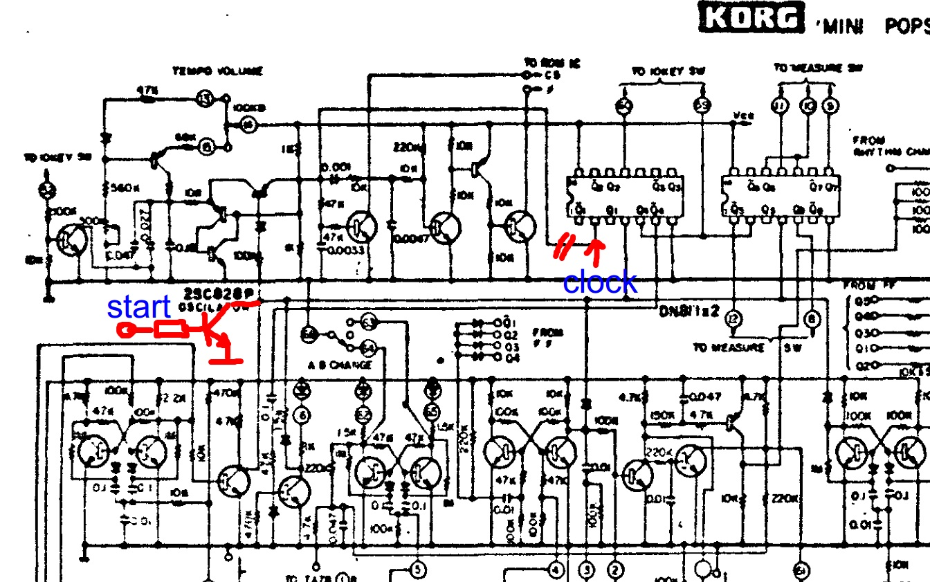 Korg Wiring Diagram Electrical Diagrams Schematics Fender 4 Way Switch Telecaster Schemes 3 Light Minipops 120