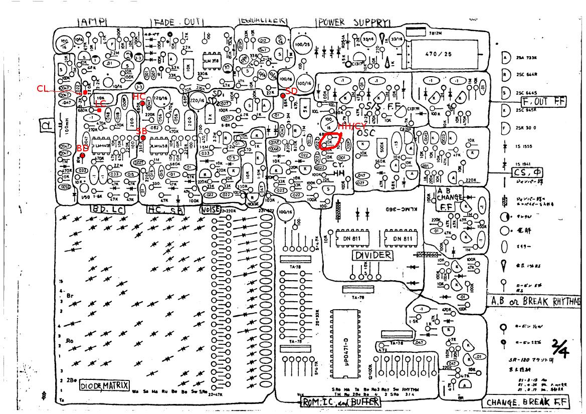 Cool Korg Wiring Diagram Wiring Diagram Wiring Database Wedabyuccorg